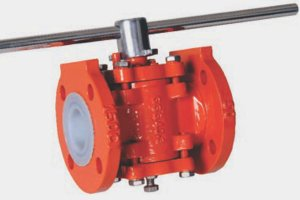 Lined Plug Valve (Non Jacketed)